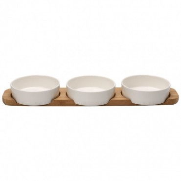 Villeroy & Boch Toppingplaat - set 4-delig