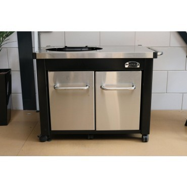 Broil King RVS werktafel