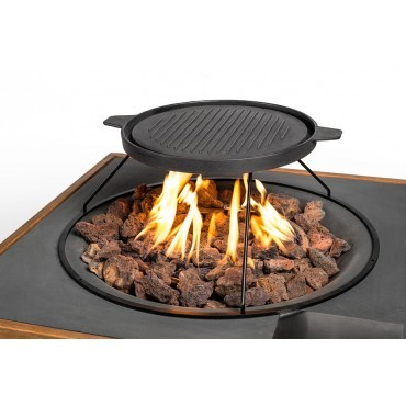 Grillplaat Cocoon Table