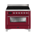 majestic-techno-90cm-1oven-inductie-rood